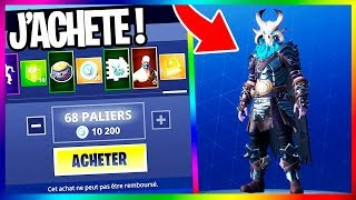 Video J'ACHETE TOUT LE PASS DE COMBAT DE LA SAISON 5 !!! MP3, 3GP, MP4, WEBM, AVI, FLV Juli 2018
