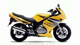 4. motosheets - 2008 Suzuki GS 500F Details