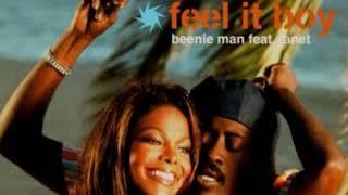 Beenie Man Feat. Janet Jackson - Feel It Boy (Just Blaze Remix)   UTV