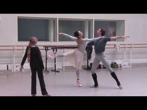 Watch: Nehemiah Kish on La Bayadère