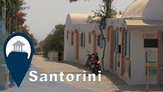 Santorini   Karterados settlement near Fira town