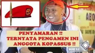 Video PEngamen PAsar ini Ternyata ANGGOTA Baret Merah KOPASSUS Militer Indonesia MP3, 3GP, MP4, WEBM, AVI, FLV September 2017