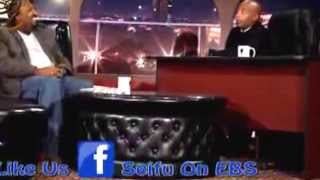 Comedian Shewaferaw Desalegn On Seifu Show - Seifu Begejera -:)