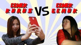 Video Nasib Cewek Gendut vs Cewek Langsing MP3, 3GP, MP4, WEBM, AVI, FLV Agustus 2018