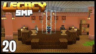THE PUNISHING MINECRAFT QUIZ..   Minecraft Legacy SMP   #20