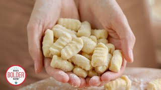 3-Ingredient Homemade Gnocchi: Watch Me Use ONLY Basic Kitchen Tools to Make It. by Gemma's Bigger Bolder Baking