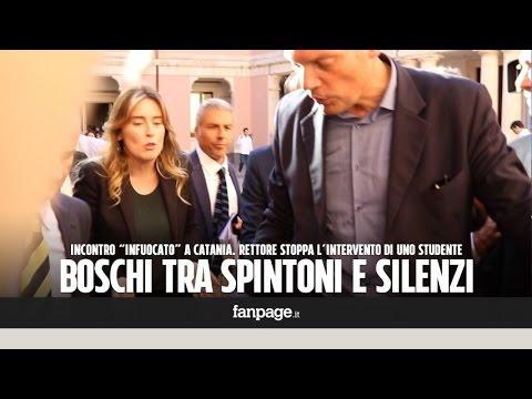 ecco il vero volto del ministro maria elena boschi!