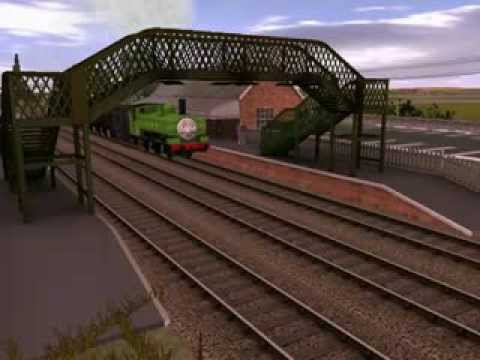 Thomas Trainz Music Video – Never Never Never Give Up