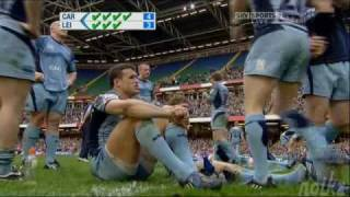 Video Rugby penalty shootout - Cardiff vs Leicester 2009 MP3, 3GP, MP4, WEBM, AVI, FLV Maret 2018