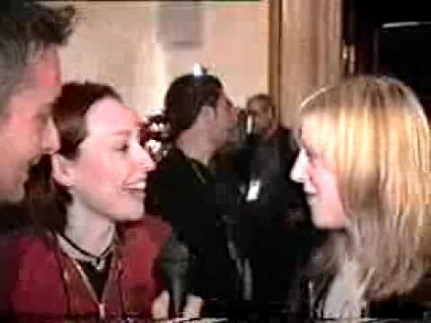 The Netherlands and UK 2001: Interview with Michelle and Lindsay