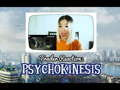 Trailer Reaction: PSYCHOKINESIS | Supernatural Korean Movie | 염력 (영화)
