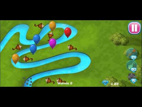Video of Balloon Battle