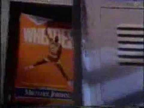 0 Michael Jordan x Nike x Wheaties   Vintage Collectible Posters
