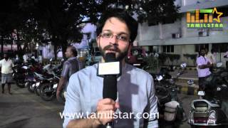 Arjun Lal at Nee Naan Nizhal Movie Audio Launch