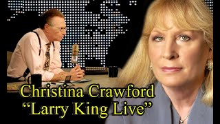 Video Joan Crawford 's Daughter Christina Larry King Full Interview (2001) MP3, 3GP, MP4, WEBM, AVI, FLV Juni 2019