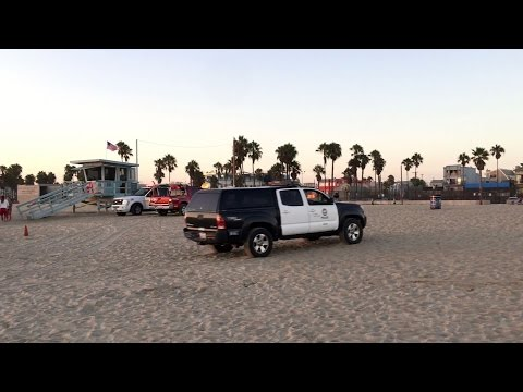 VIDEO: Eyewitness Account to Tragic Scene on Venice Beach