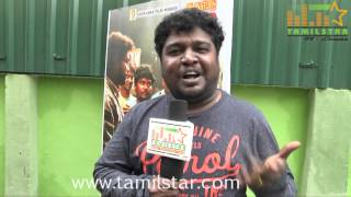 Appu Kutty at Kadhal 2014 Team Interview