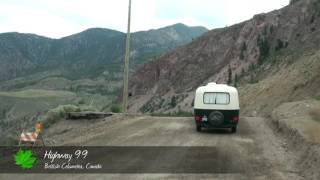 Lillooet (BC) Canada  City new picture : Lillooet to Cache Creek, BC
