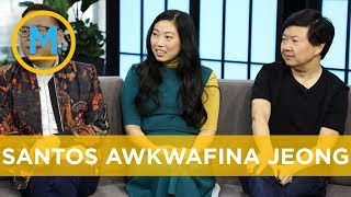 Video 'Crazy Rich Asians' is the first entirely Asian cast since 1993 | Your Morning MP3, 3GP, MP4, WEBM, AVI, FLV Agustus 2018