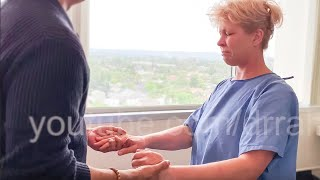 Video Mom has EMOTIONAL RELEASE after  30 YEARS of Neck and Back PAIN  -Dr Rahim Chiropractic MP3, 3GP, MP4, WEBM, AVI, FLV Agustus 2019