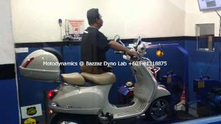 6. VESPA LXV 150 ie PowerTRONICS ECU - Motodynamics Technology Malaysia