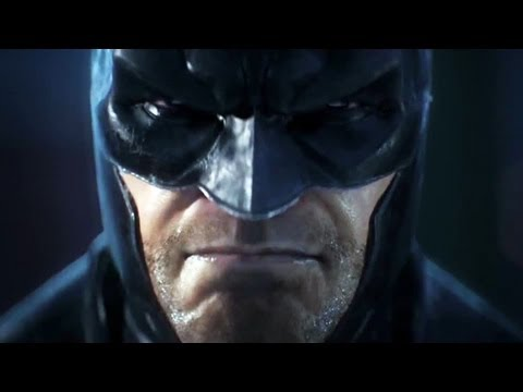 Batman Arkham Origins Teaser Trailer