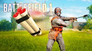 TOP 100 EPIC MOMENTS IN BATTLEFIELD 1