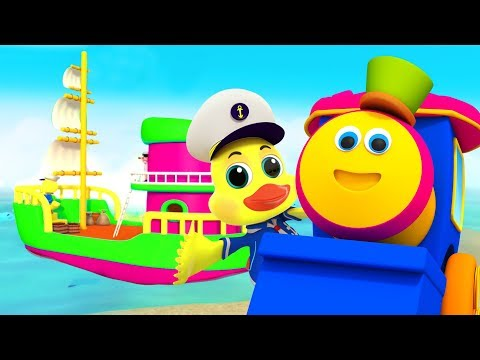 I Saw a Ship Sailing | Baby Songs & Nursery Rhymes for Children