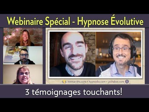Webinaire Spécial en Hypnose Évolutive - 30 janvier 2019