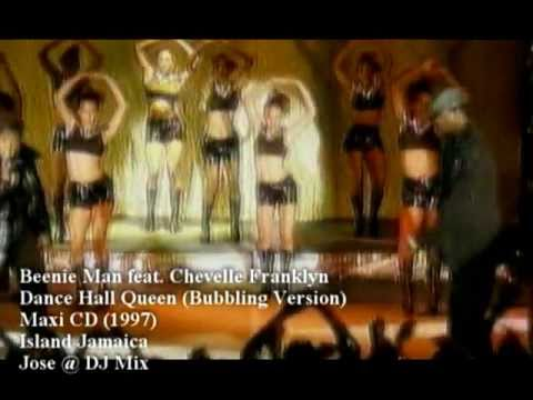 Beenie Man ft. Chevelle Franklyn - Dance Hall Queen (Bubbling Version) (P.E. Jose @ DJ Mix)