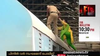 Chennai train robbery : Investigation started | FIR 10 Aug 2016