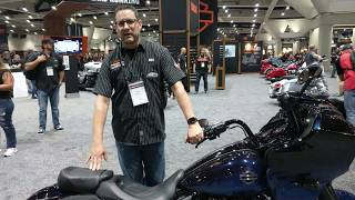 3. 2019 CVO Harley Davidson Road Glide Review Mako Shark Fade