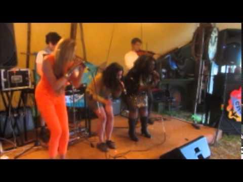 Clean Bandit Glastonbury 2013