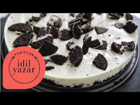 Oreo'lu Dondurma Pastası