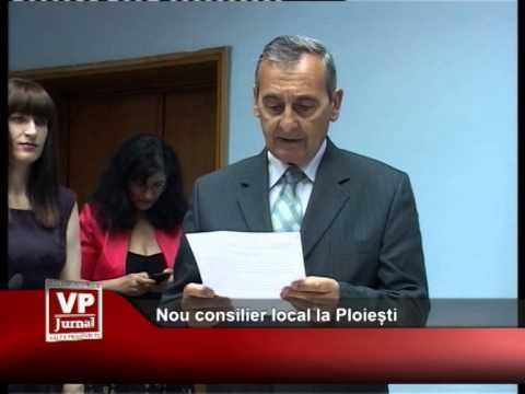 Nou consilier local la Ploiești