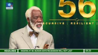 Nigeria@56: Analysing Nigeria @56 Pt 1