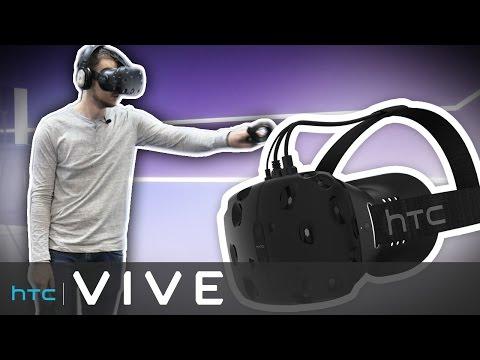HTC Vive - Первые впечатления