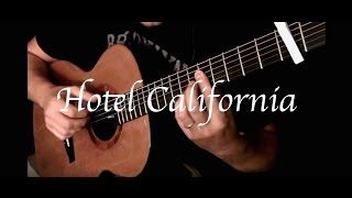 The Eagles - Hotel California - Fingerstyle Guitar Video