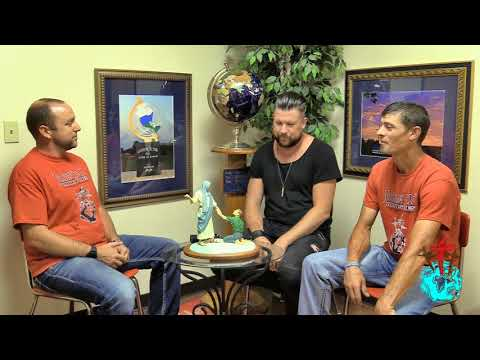 Interview with Zach Williams & Toby Wicker