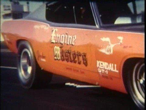 Classic Funny Cars