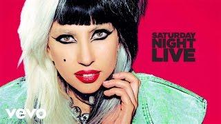 Lady Gaga - Born This Way (élő)
