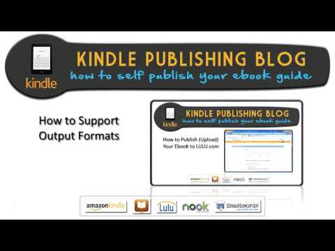 12.Ultimate Ebook Creator How to Publish Upload your Ebook to LULU.com – Kindle Publishing Blog