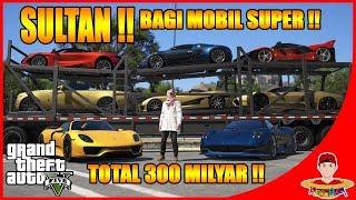 Video GTA V MOD (22) - SULTAN BAGI MOBIL SUPER MEWAH !! MP3, 3GP, MP4, WEBM, AVI, FLV Oktober 2017