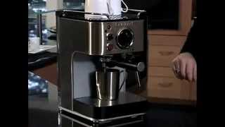 Espresso Maker How To Video Icon