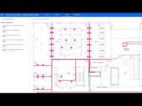 Take-off and Estimating Structured Cabling Project - Esticom