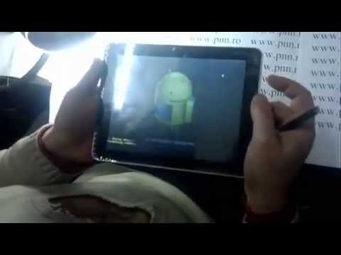 Guide: Hard Reset Tablet Pc  MP-MAN MID 811 8Gb
