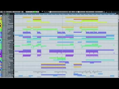 "Melodic House Dance Cubase Track ""One Second High"""