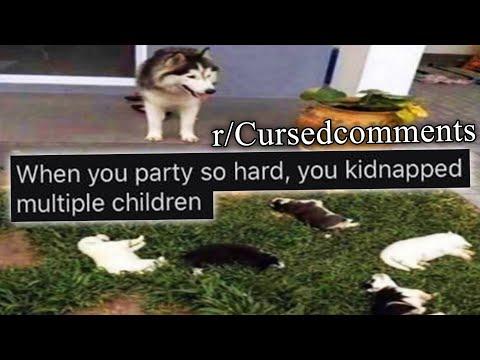 r/Cursedcomments | ummm...