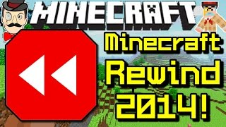 Minecraft 2014 REWIND! What Changed This Year?