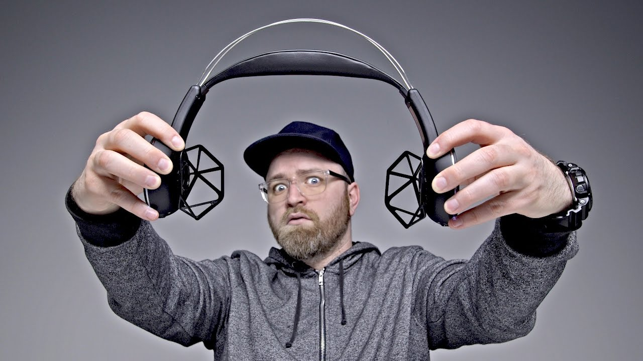 You've Never Seen Headphones Like This…